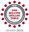 GSA One Million Dollar Table